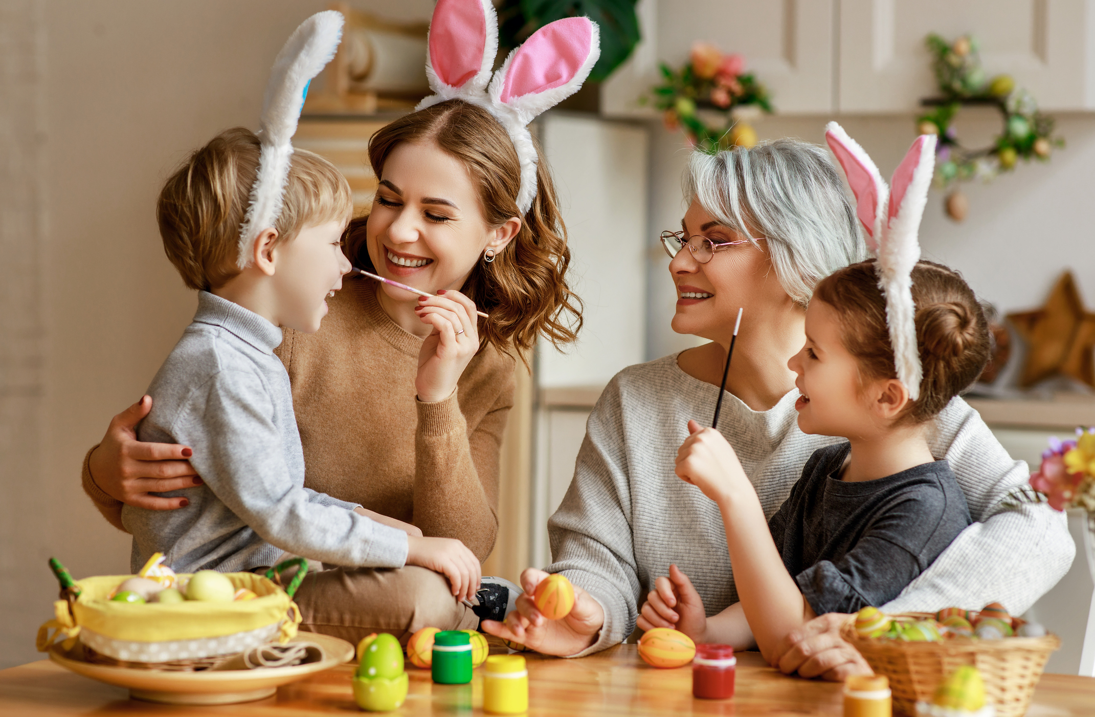 Park Plaza is Your Easter 2021 and Springtime Celebration One-Stop-Shop in Frisco