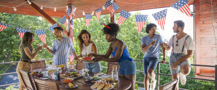 Prepare for Fourth of July 2021 in Frisco by Shopping All Things Summer at Park Plaza