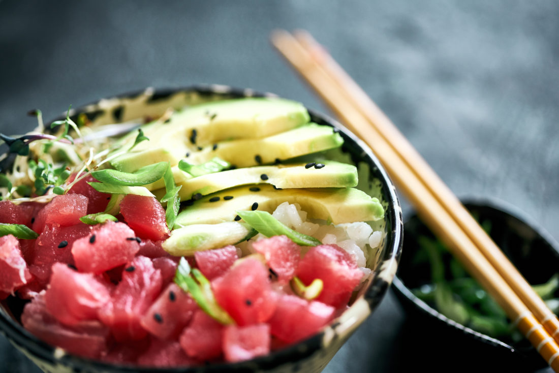 Find the Best Japanese Restaurant in Frisco at Purepoke Sushi Bowl & Roll