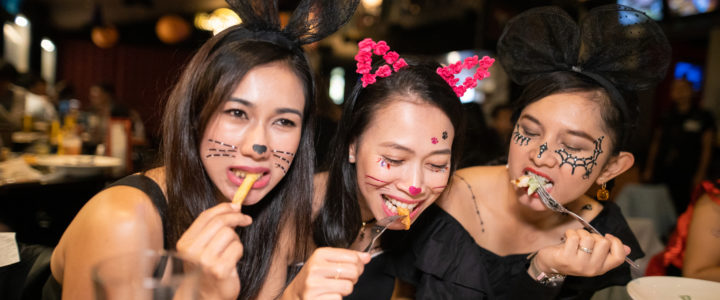 Enjoy Halloween 2021 in Frisco with These Family Activities at Park Plaza